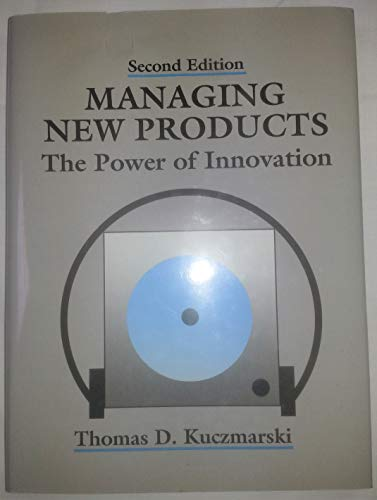 9780135446690: Managing New Products: The Power of Innovation