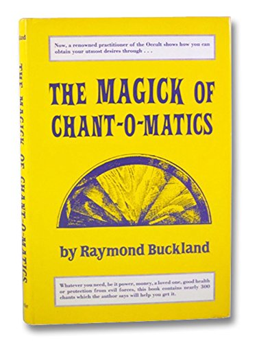 9780135450611: The Magick of Chant-o-Matics