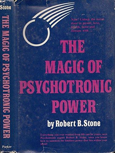 9780135453018: Magic of Psychotronic Power