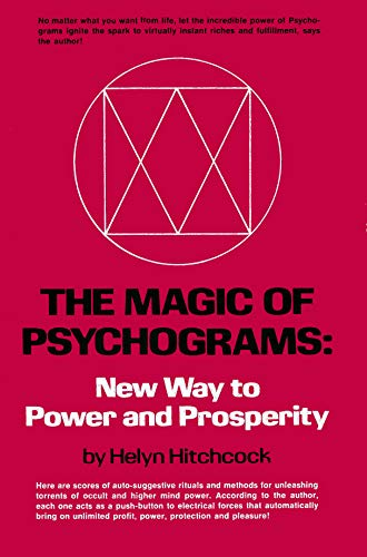 9780135453438: The Magic of Psychograms: New Way to Power and Prosperity