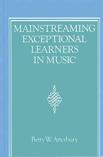 9780135453513: Mainstreaming Exceptional Learners in Music