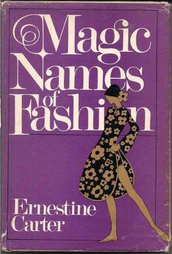 9780135454268: Magic names of fashion