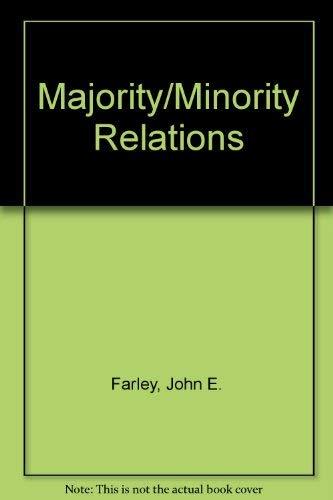 9780135455746: Majority/Minority Relations