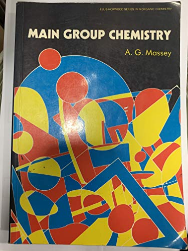 9780135470848: Main Group Chemistry (Ellis Horwood Series in Inorganic Chemistry)