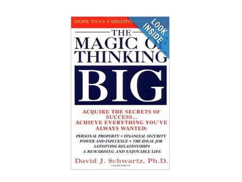 9780135471340: The Magic of Thinking Big