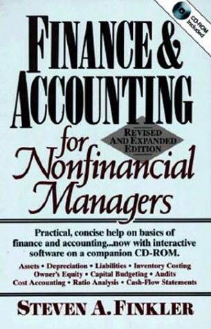 9780135472590: Finance & Accounting for Nonfinancial Managers