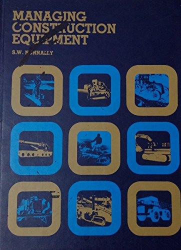 9780135483398: Managing Construction Equipment
