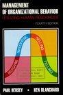 9780135496183: Management of organizational behavior: Utilizing human resources