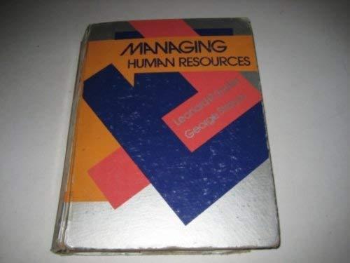 Managing Human Resources: Leonard R. Sayles