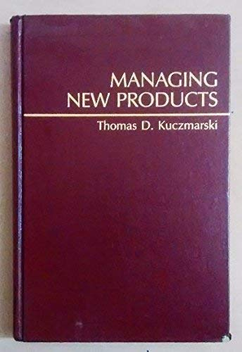9780135507162: Managing New Products: Competing through Excellence
