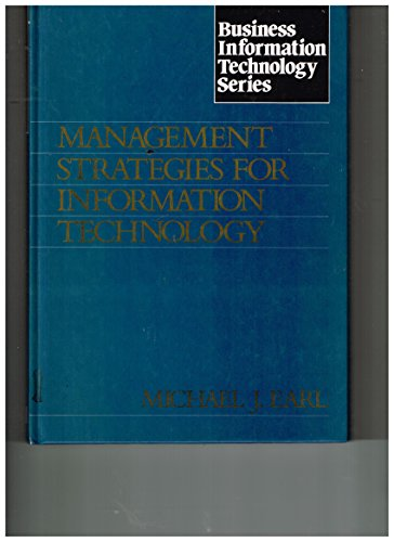 9780135516645: Management Strategies for Information Technology (Business Information Technology Series)