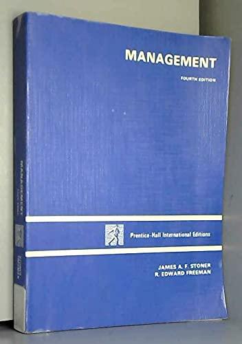 Management: James A.F. Stoner,