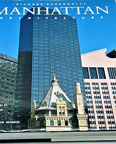 9780135519875: Manhattan Architecture