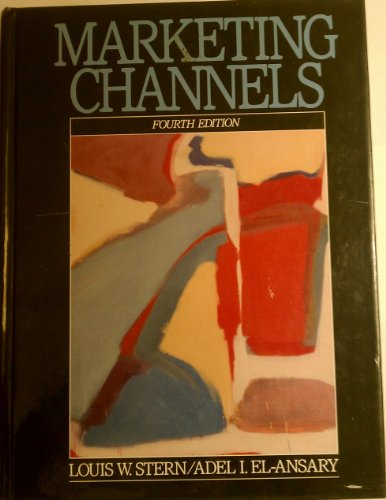 9780135537367: Marketing Channels (Prentice-Hall Series in Marketing)