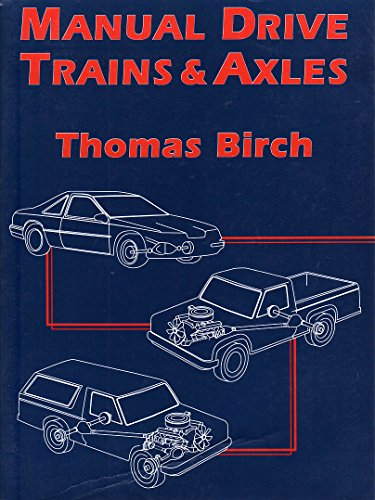 9780135541630: Manual Drive Trains and Axles