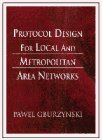 9780135542705: Protocol Design for Local and Metropolitan Area Networks