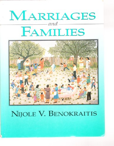 9780135545027: Marriages and Families: Changes, Choices and Constraints