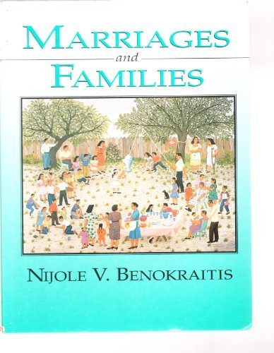 9780135545027: Marriages and Families: Changes, Choices, and Constraints