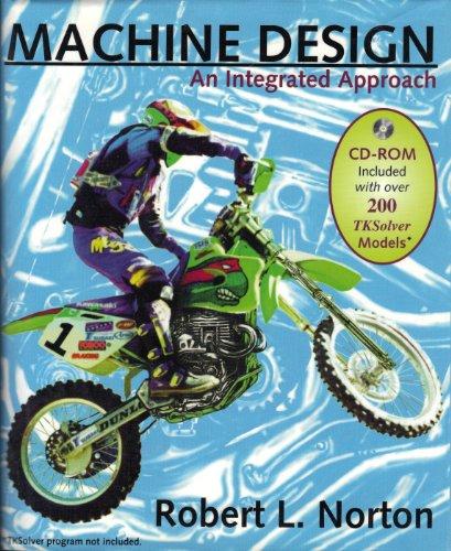 9780135554753: Machine Design: An Integrated Approach