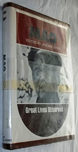 9780135559123: Mao (Great Lives Observed)