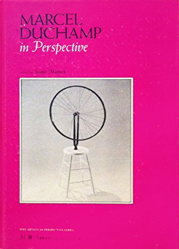 9780135563168: Marcel Duchamp in Perspective (The artists in perspective series)