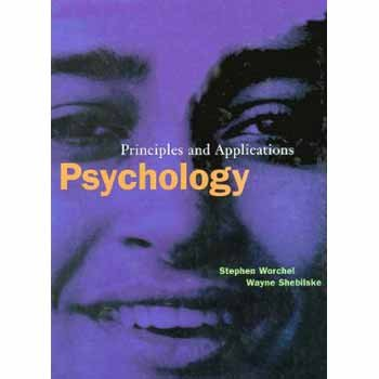 9780135564745: Psychology: Principles and Applications (5th Edition)