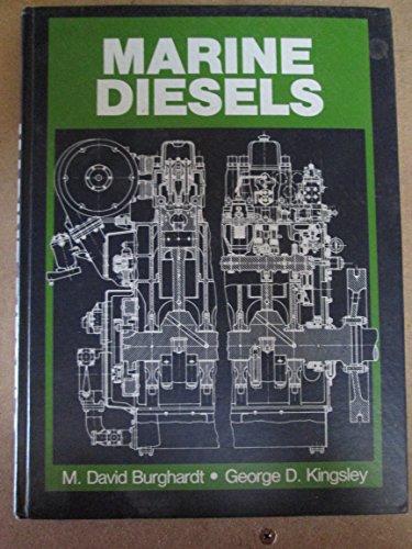 9780135569856: Marine Diesels