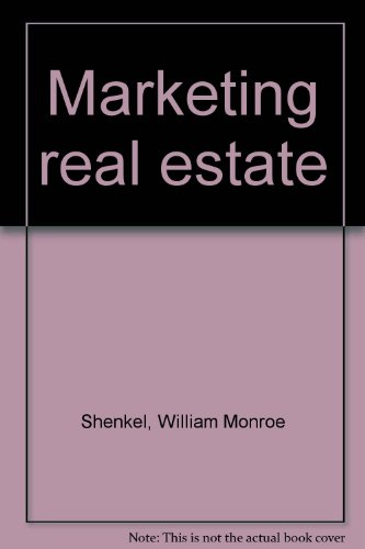 9780135574881: Marketing real estate