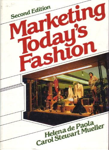 9780135582718: Marketing Today's Fashions