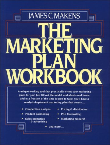 9780135585375: The Marketing Plan Workbook