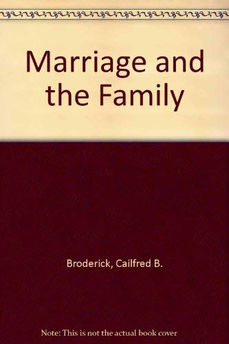 9780135591123: Marriage and the Family