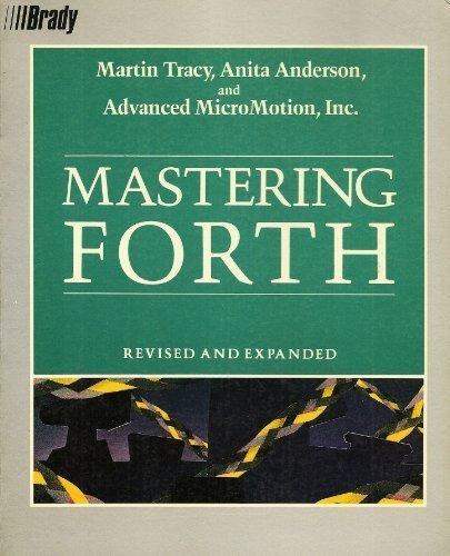 Mastering Forth: Anita Anderson; Advanced