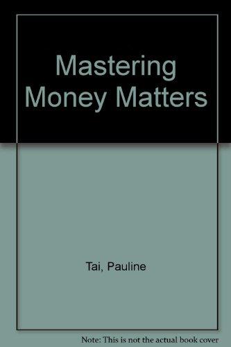 9780135600627: Mastering Money Matters
