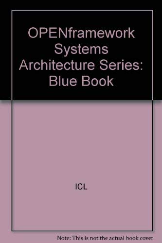 9780135601860: OPENframework Systems Architecture Series: Blue Book