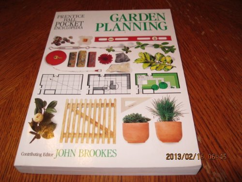 9780135602294: Prentice-Hall Pocket Encyclopedia of Garden Planning