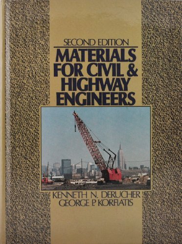 9780135605097: Materials for Civil and Highway Engineers