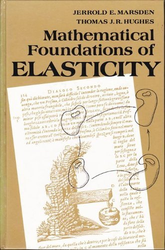 9780135610763: Mathematical Foundations of Elasticity