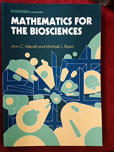 9780135614327: Mathematics for the Biosciences