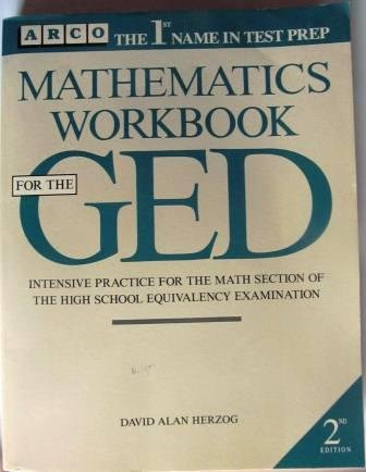 9780135615232: Mathematics workbook for the GED
