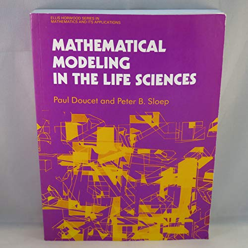 9780135620182: Mathematical Modeling in the Life Sciences (Ellis Horwood Series in Mathematics and Its Applications)