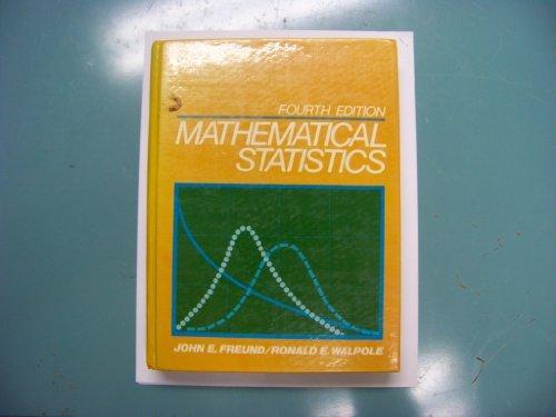 9780135620755: Mathematical Statistics
