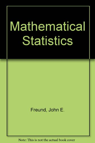 9780135621172: Mathematical Statistics