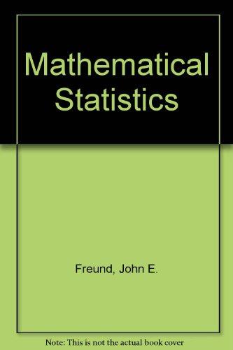 9780135621172: Mathematical Statistics