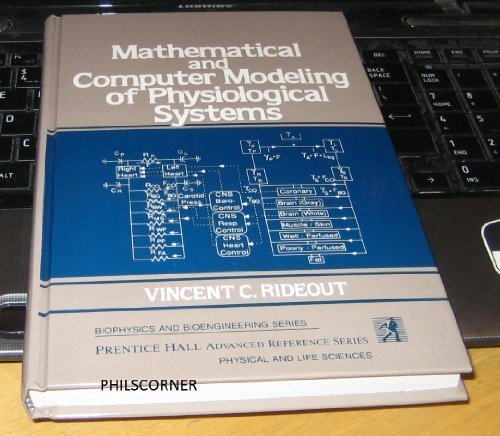 9780135633540: Mathematical and Computer Modeling of Physiological Systems