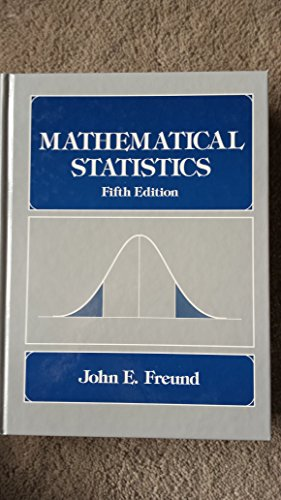 9780135638347: Mathematical Statistics