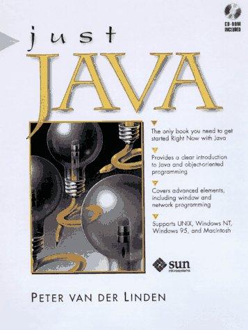 9780135658390: Just Java (Java Series (Mountain View, Calif.).)