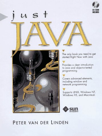 9780135658390: Just Java (Java Series (Mountain View, Calif.).)