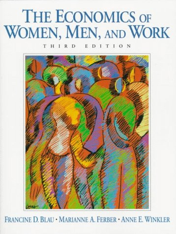 9780135659793: The Economics of Women, Men, and Work (3rd Edition)