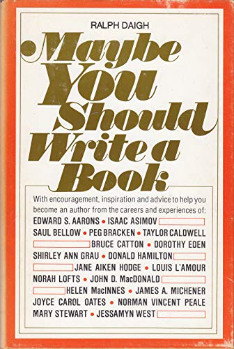 9780135663806: Maybe You Should Write a Book