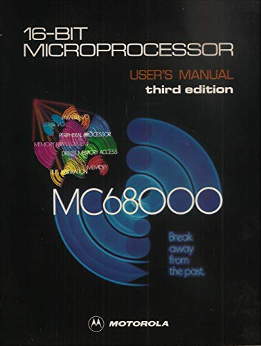 9780135666951: M68000 Sixteen Bit Microprocessor User's Manual